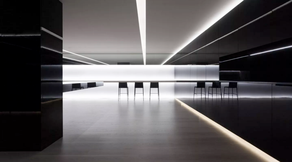 #Architecture in #Spain - #Shop by Fran Silvestre Arquitectos