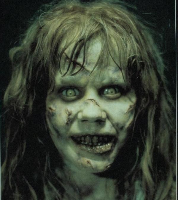 maquillage l'exorciste