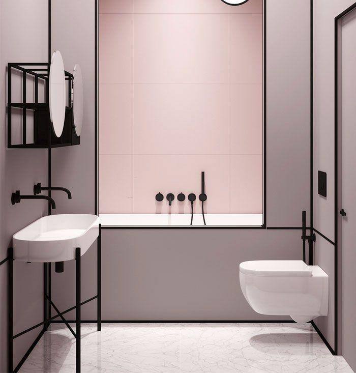 Salles de bains  Tout savoir sur les tendances de salles de bains 2019