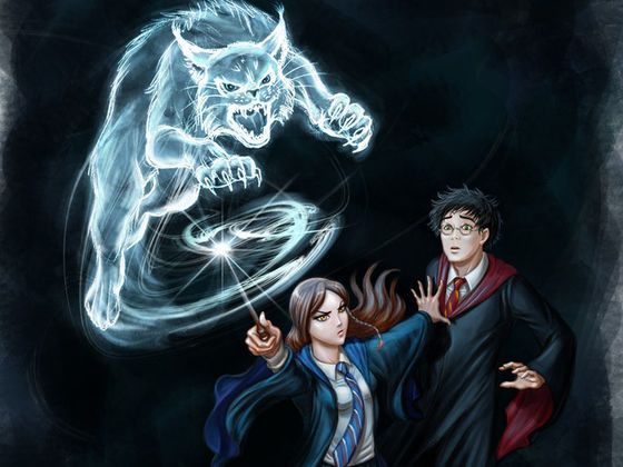 have you ever wanted to know what your patronus is? MINE IS A LYNX!!!!
