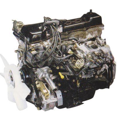 Toyota Engine 1RZ,1RZE,2RZ,2RZE Repair Manual | cars