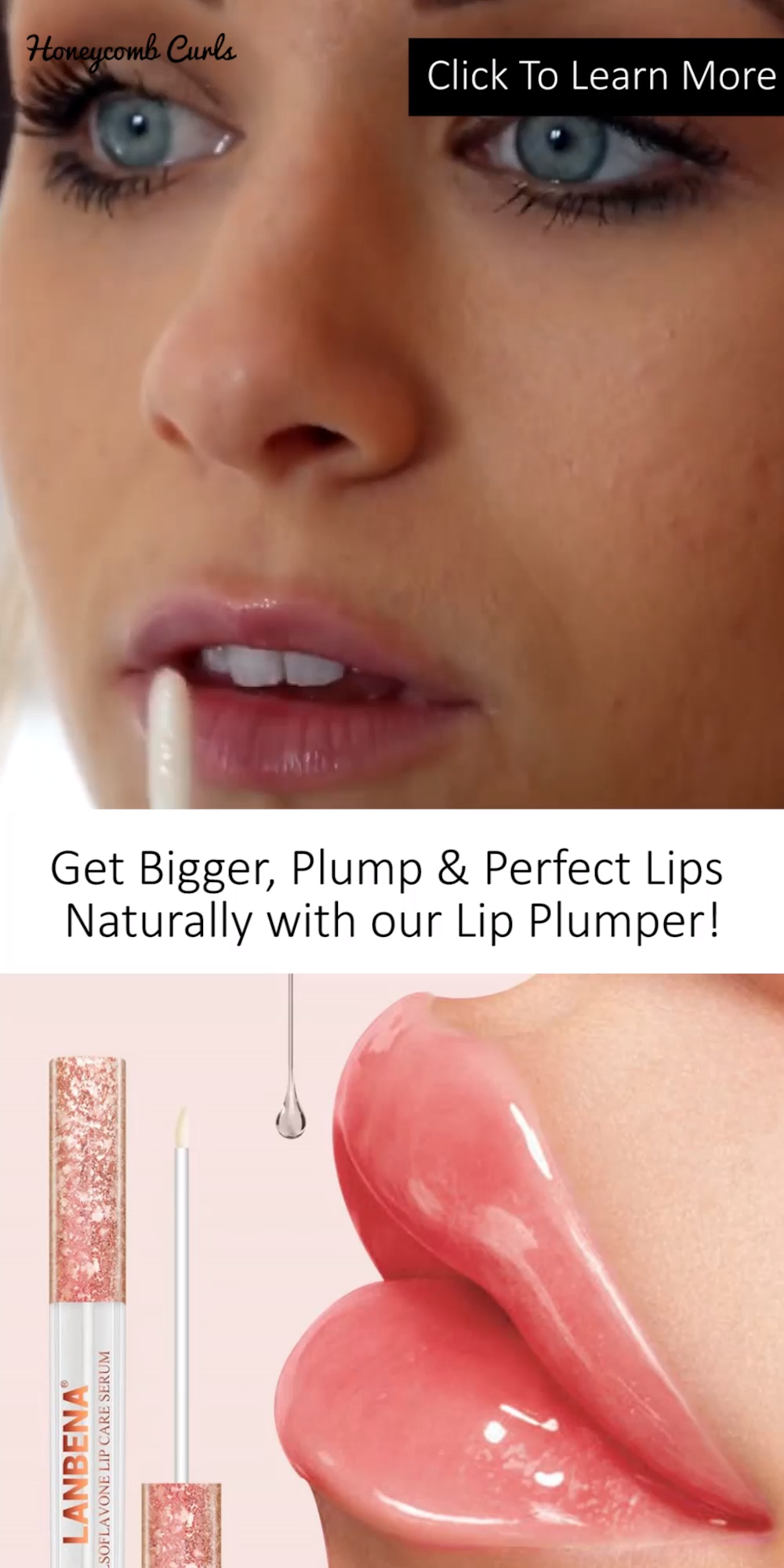Photo of Get Bigger, Plump & Perfect Lips Naturally