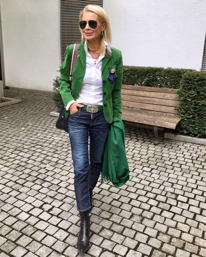 Photo of Verliebt in weiße Blusen | Stilexperte für Styling und Anti-Aging 45+