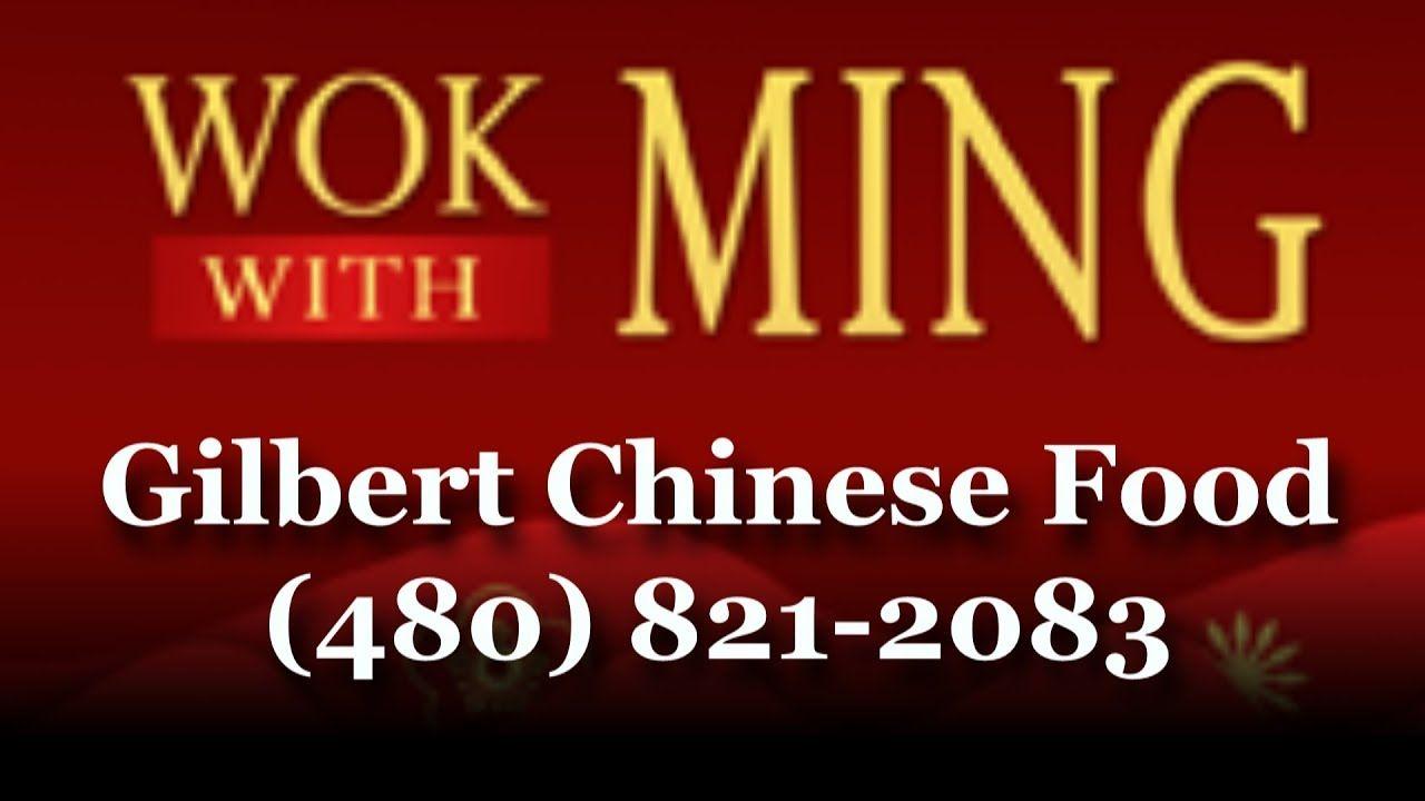 Chinese food gilbert az wok with ming 480 821 2083