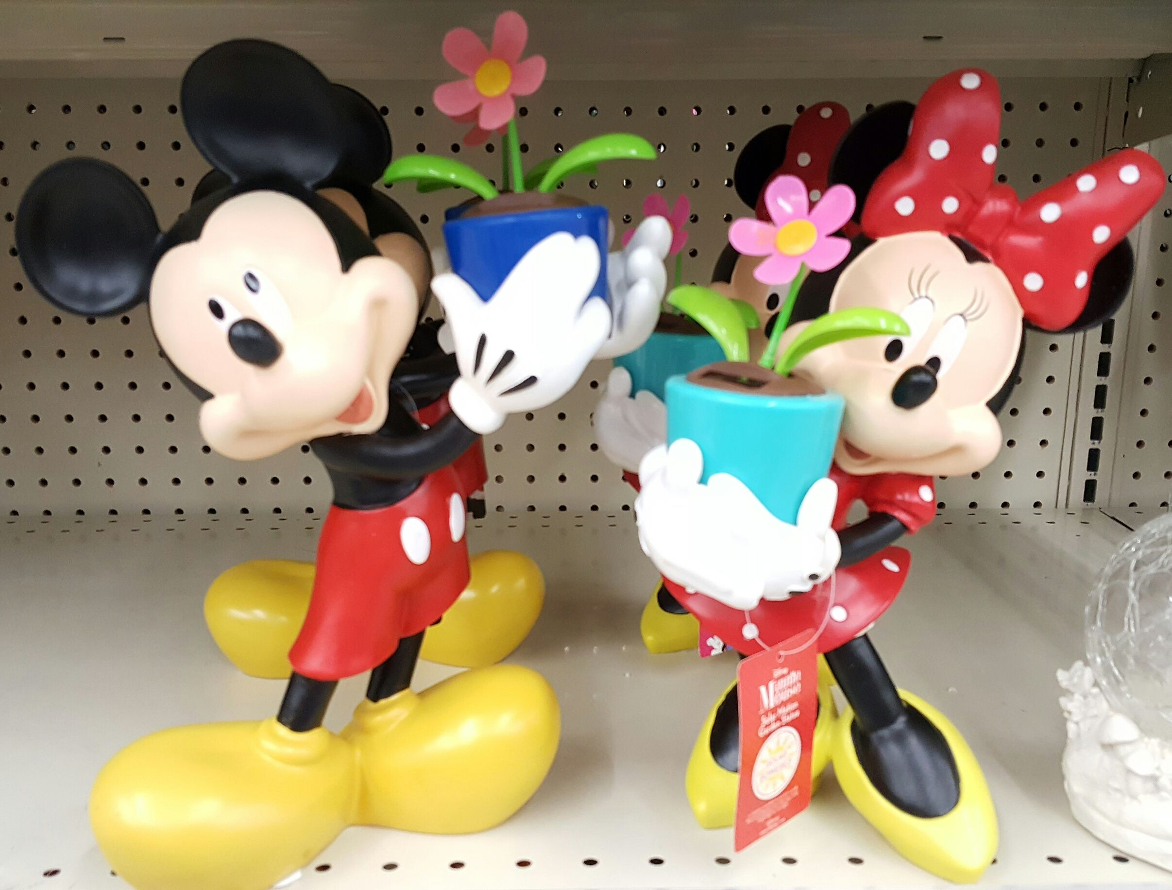 New Disney Garden Decor Spotted At Walgreens