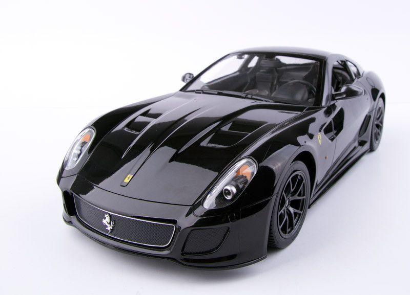Ferrari 599 Gto Black Rastaradjustable Front Wheel