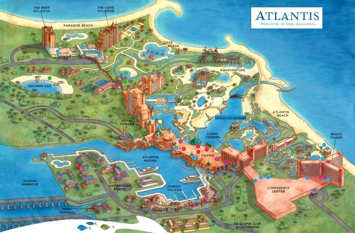 Paradise Island Harbour Resort Day Pass