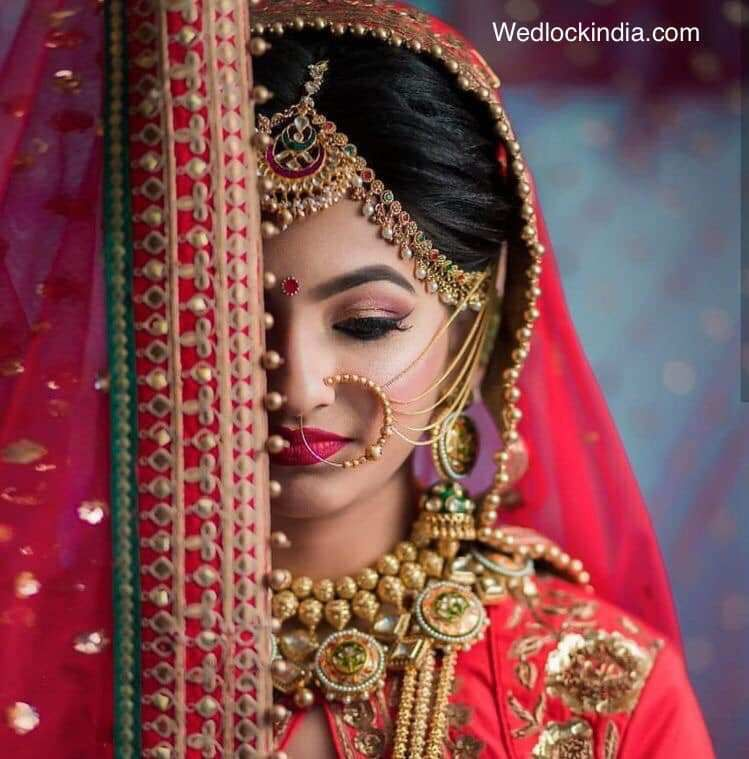 Beautiful Indian Brides Trending Images Hd 2019 2020 Wedlockindia Com Indian Wedding Photography Poses Indian Wedding Photos Bridal Photography Poses