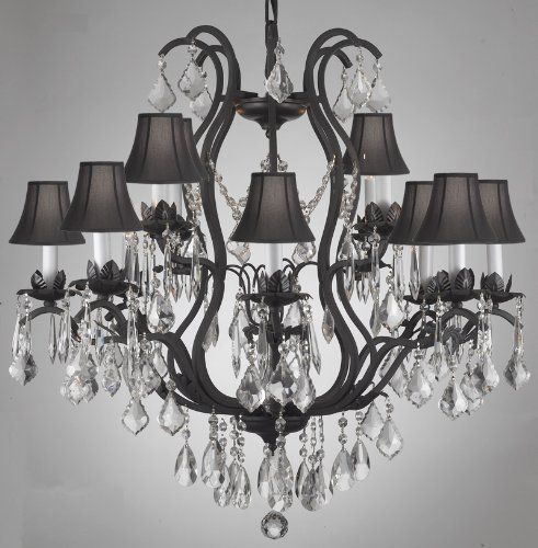 Gallery T40 193 With Images Iron Chandeliers Wrought Iron