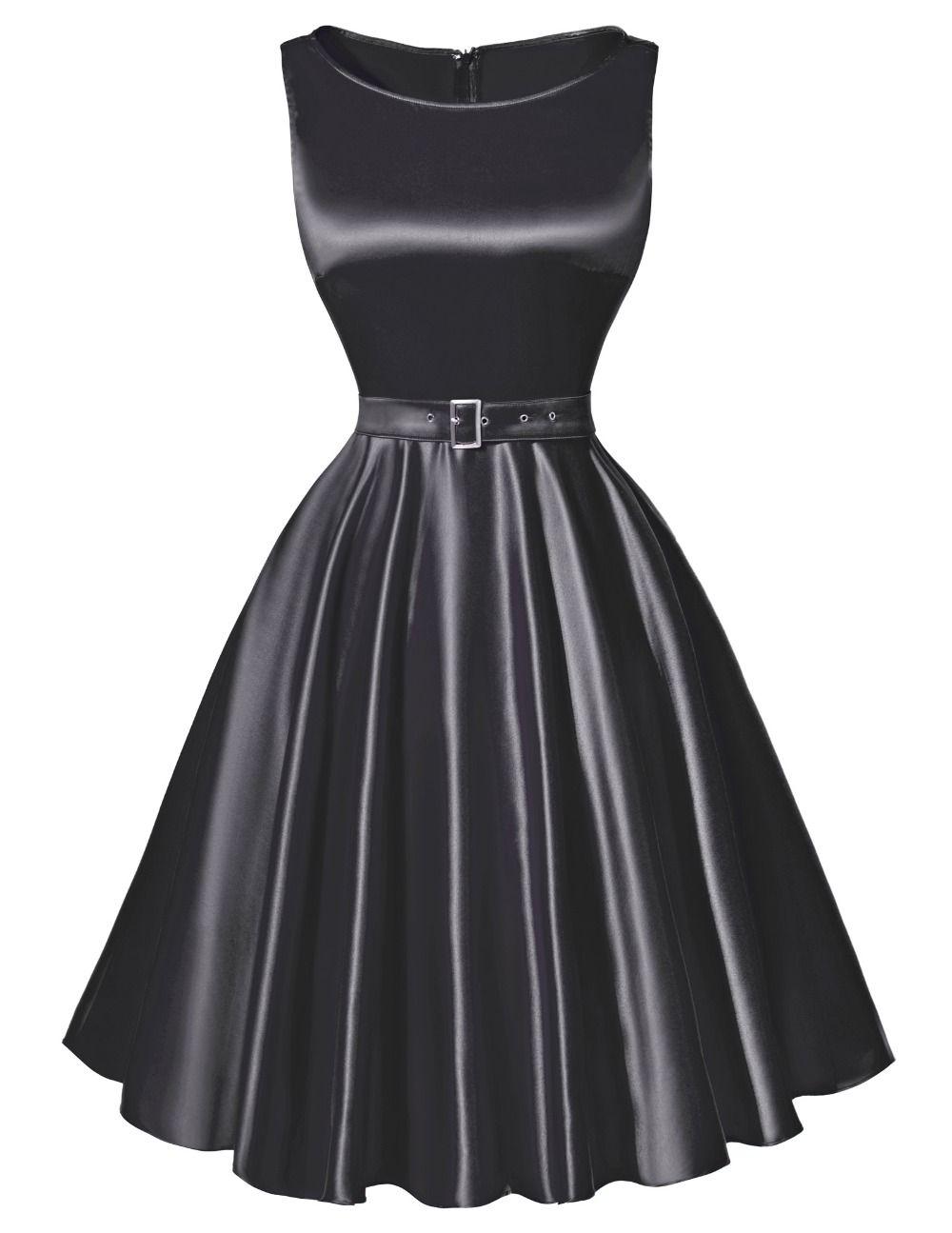 Grace karin long prom dresses satin black white red royal blue