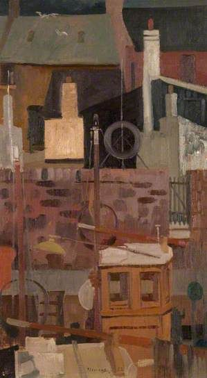 Harbour Pattern - Ian Fleming 1952