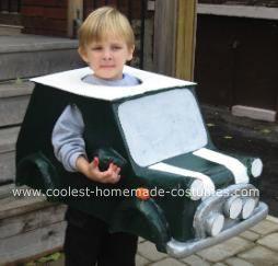 car costumes 1