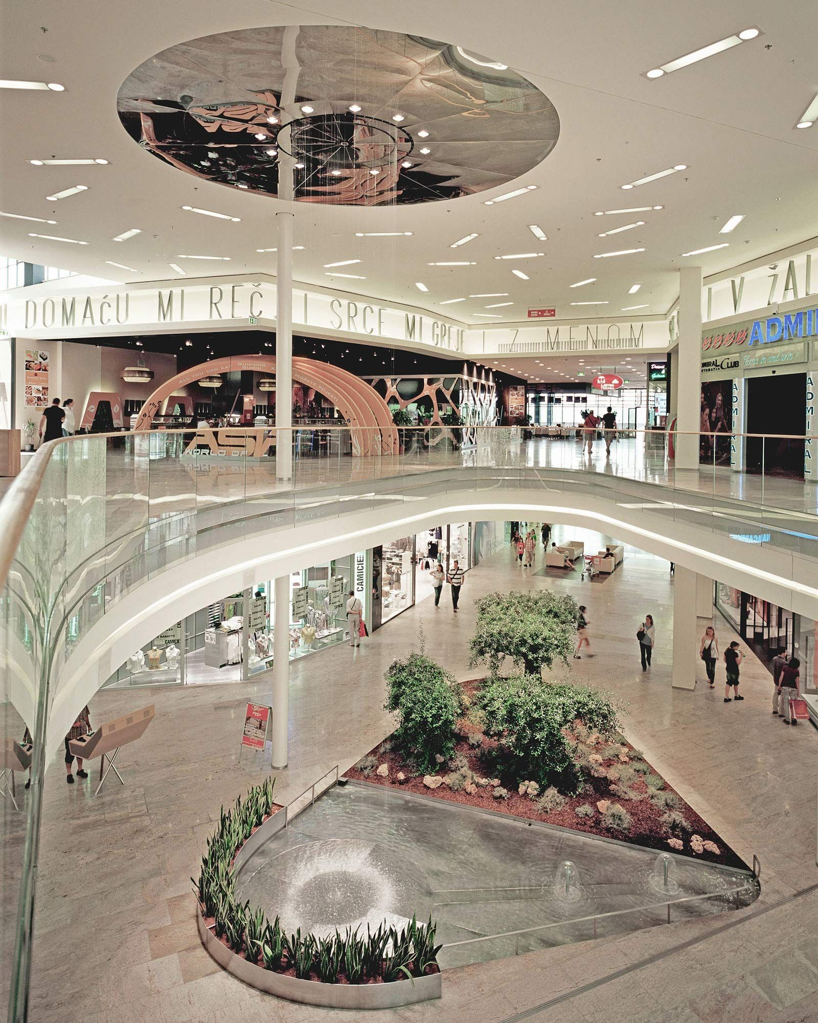 Projects Integrated Design Atp Architects Engineers Shopping Mall Design Mall Design Shopping Mall Interior