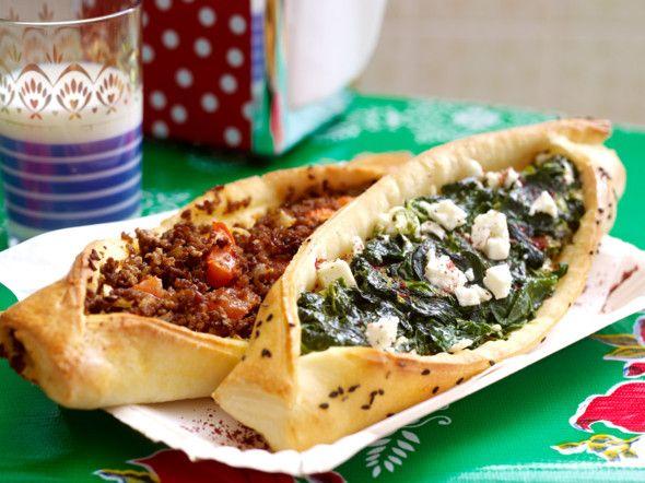 Türkische Rezepte - das Beste aus der Landesküche Hack rezepte