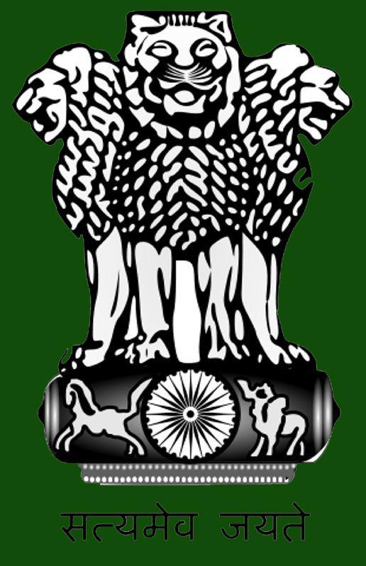 Lion capital of Ashoka - The national emblem of India