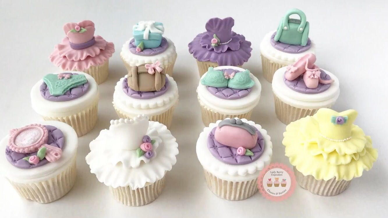 The Lady Class by Lady Berry Cupcake School  cupcakes  Pinterest