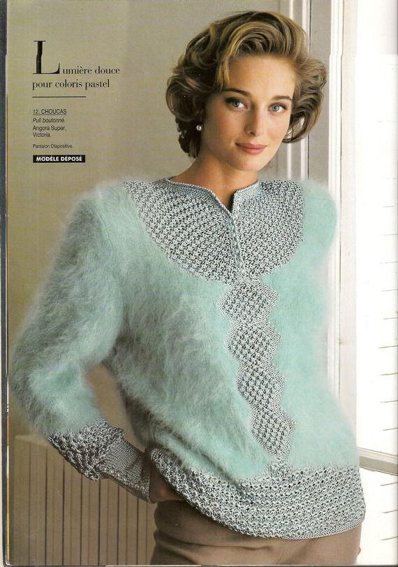 kit tricot anny blatt
