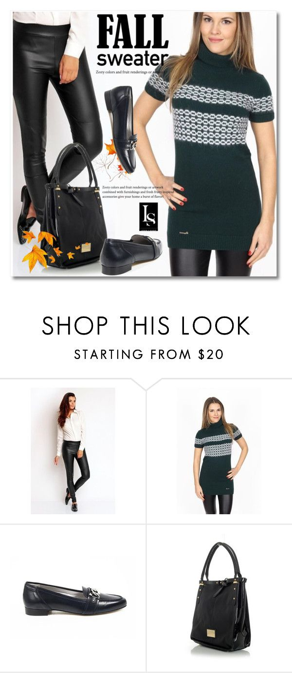 """Look-Shop"" by svijetlana ❤ liked on Polyvore featuring Dsquared2, Bastien and Versace 19•69"