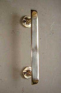 1930 S Brass Door Or Drawer Pull Handle Ref 91683 Brass Door Drawer Pull Handles Drawer Pulls
