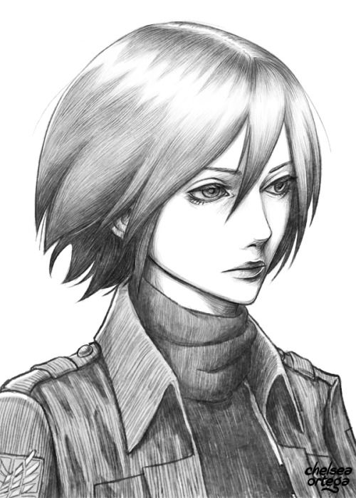 Mikasa - Chelsea Ortega