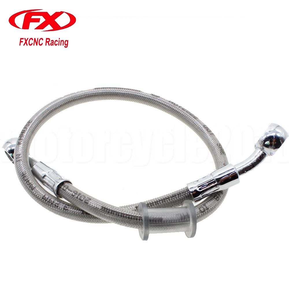 1200MM 1300MM 1400MM Universal Motorcycle Brake Oil Hose Line Pipe ...
