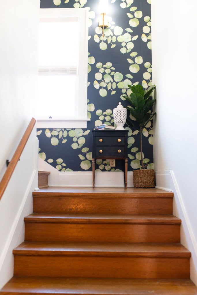 How to Hang Temporary Wallpaper + Where to shop! - Dwell ...