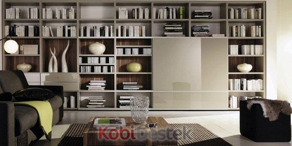 Mega design minimalist living room wall cabinet by huelsta