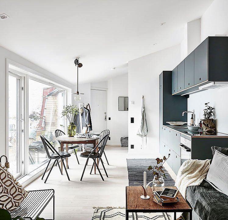 Offene Wohnküche INTERIOR Pinterest - offene wohnkchen