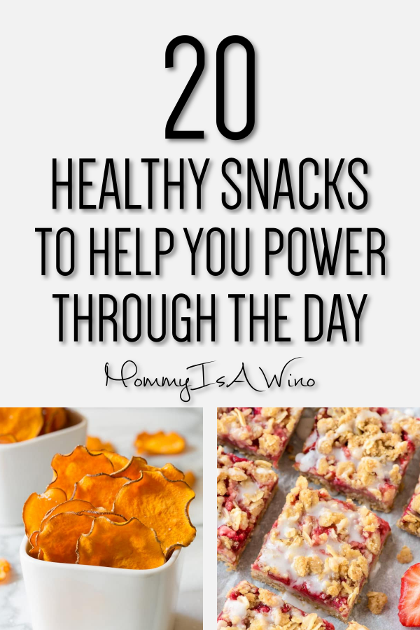20 Healthy Snacks To Add To Your Diet