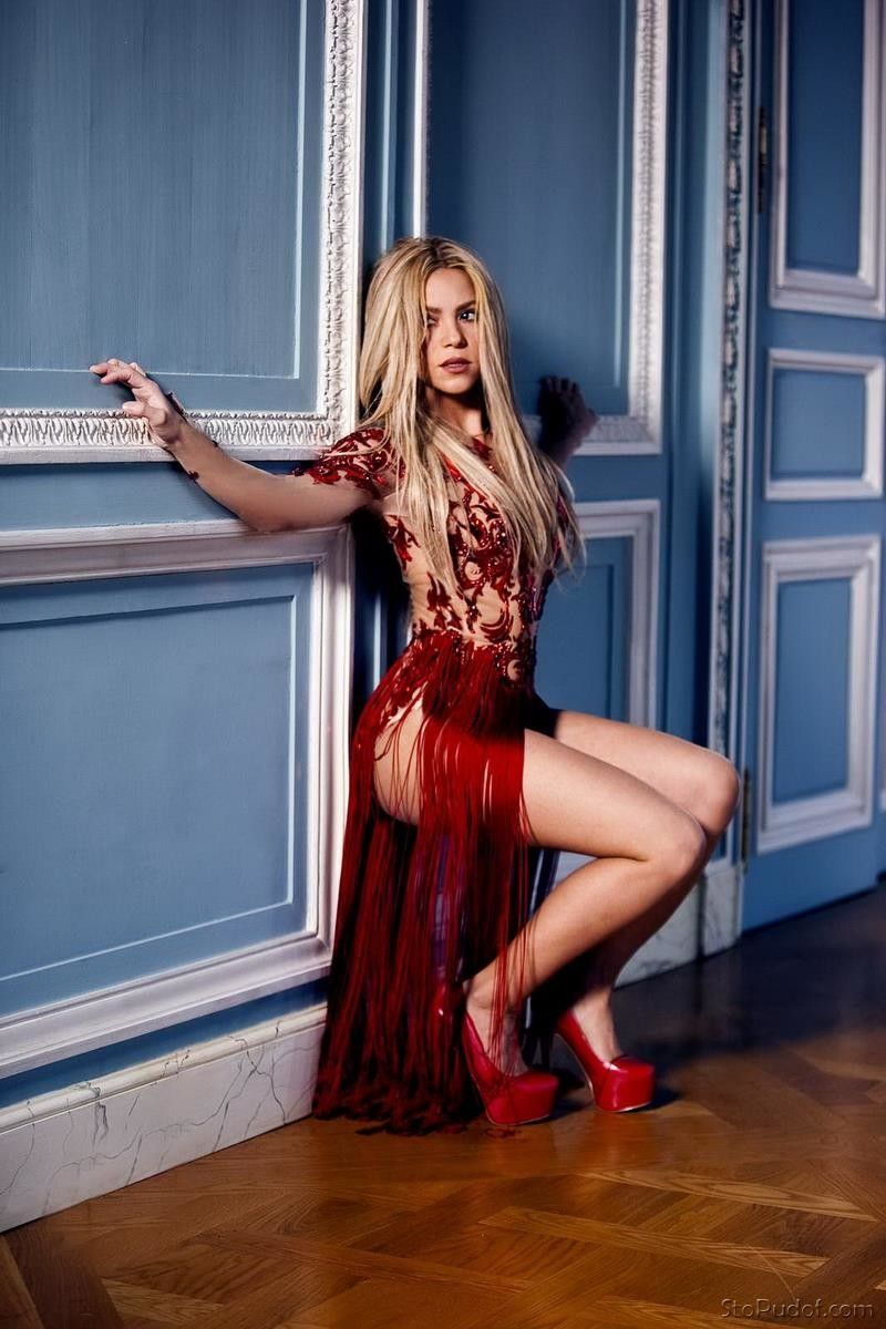 Shakira nude fakes excellent