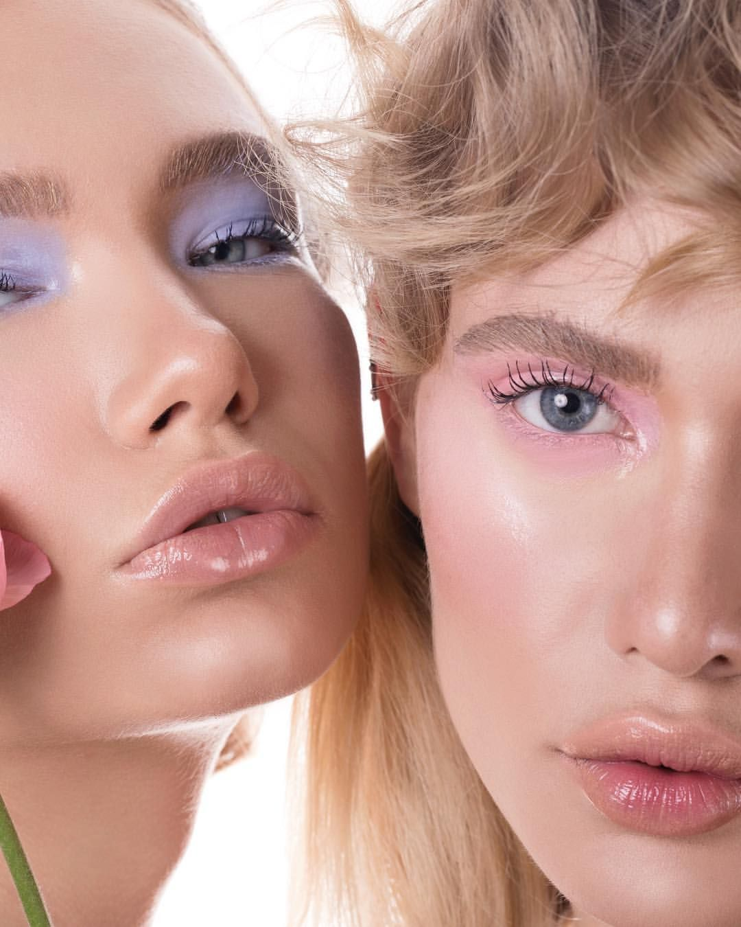 Mint The Spring Summer 2020 Colour Trend Pastel Makeup Hair