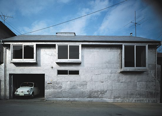Kazunari Sakamoto 現代日本建築 建築 日本 住宅