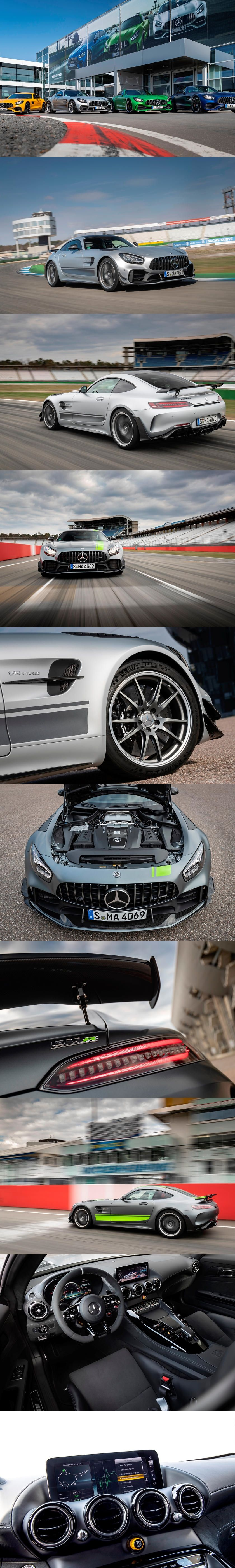 Pricing Announced For 2020 Mercedes Amg Gt R Pro Mercedes Amg Gt