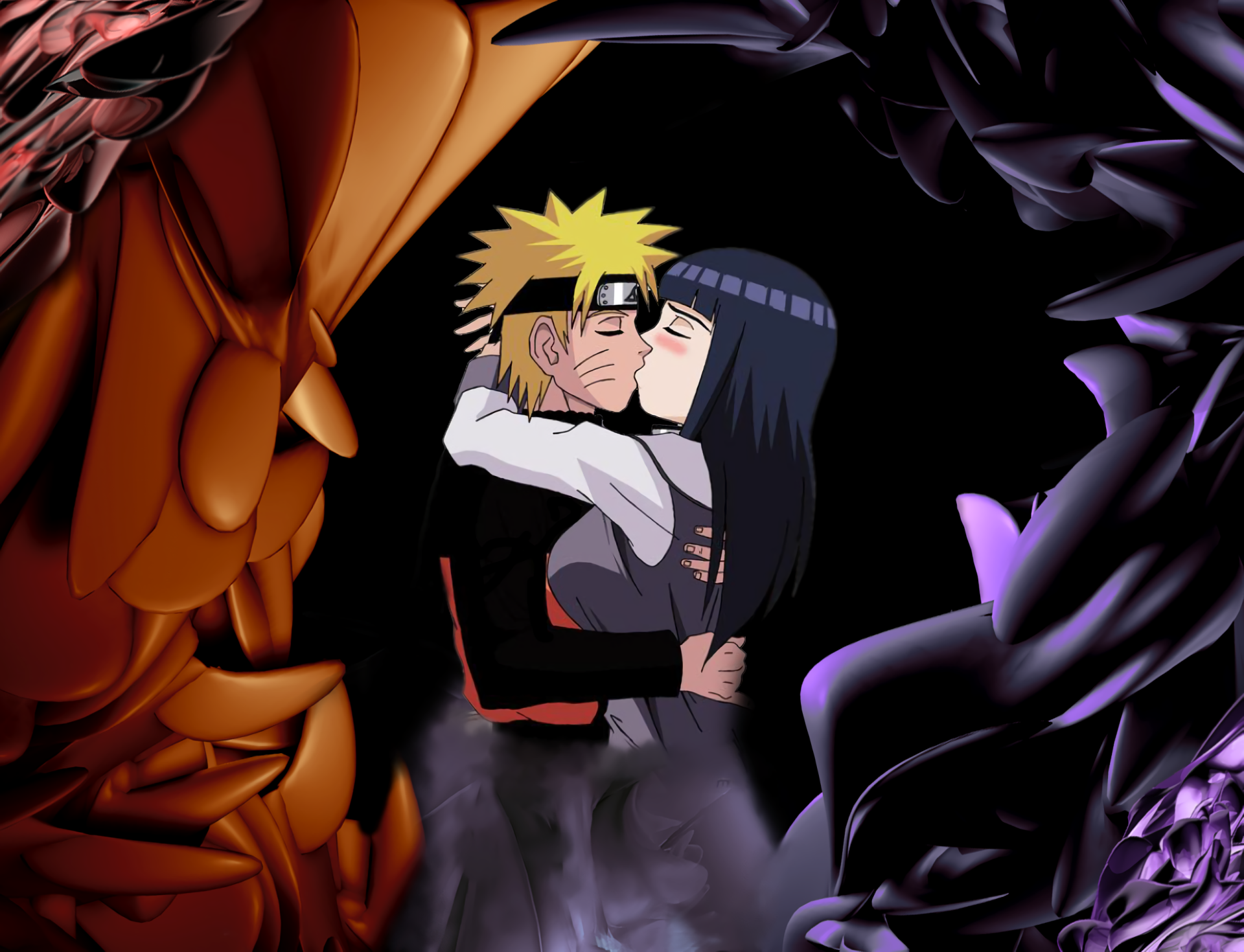 is Naruto en Hinata ooit hook up