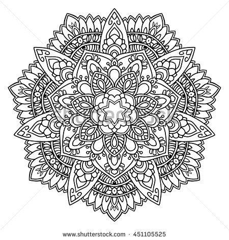 Pin On Chakra Mandala Color Therapy