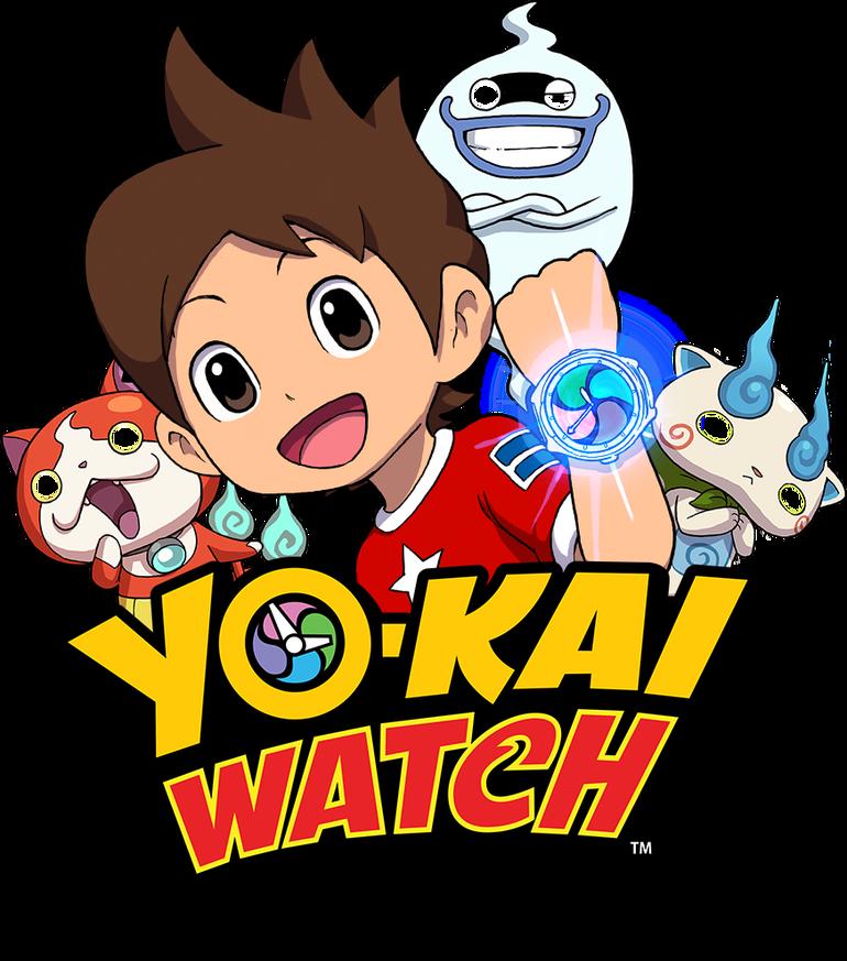 logo-yo-kai-watch-astrogeek   o mangá de yo-kai watch vem aí
