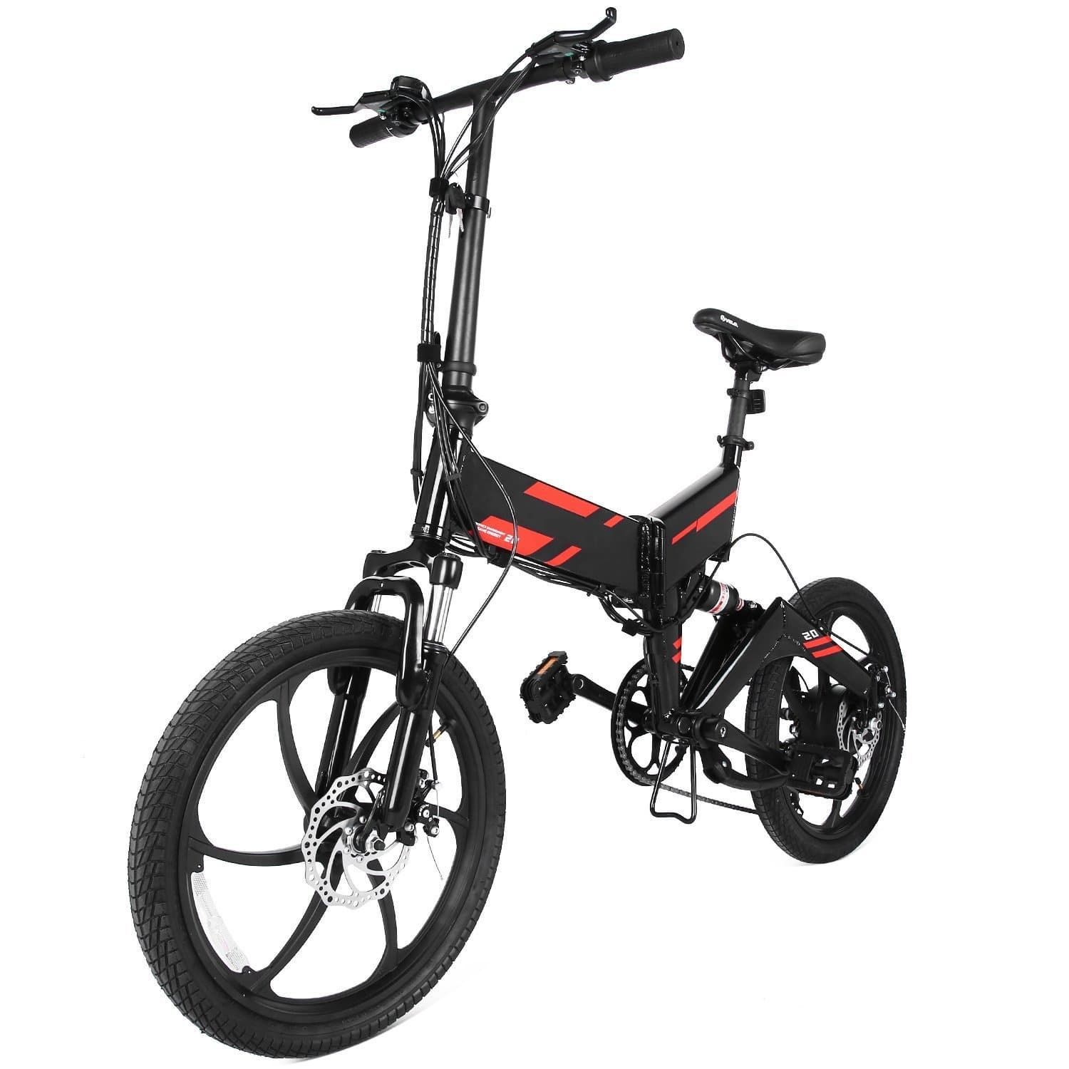 Top 8 Best Lightweight Folding Bikes In 2020 Reviews With