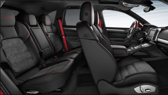 2018 Porsche Macan Gts Interior Design Transport Pinterest