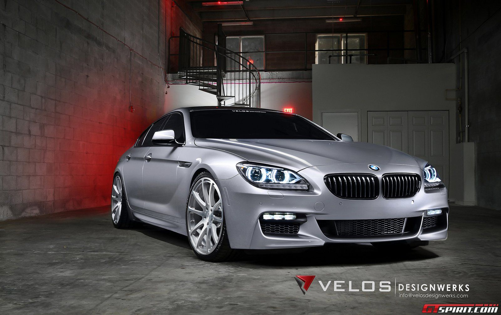 Velos designwerks bmw 650i gran coupe