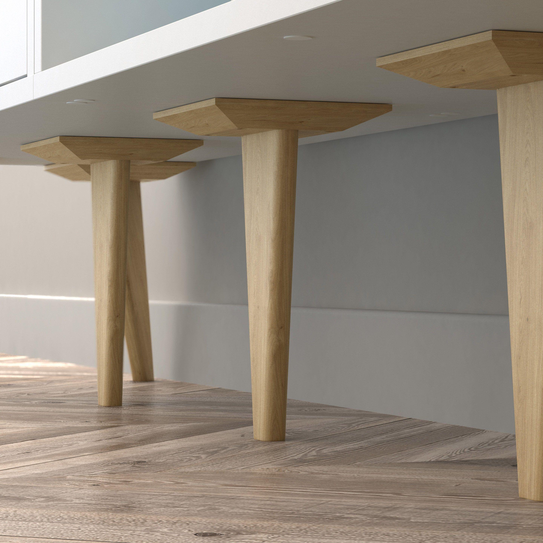 renfort pour etagere bois