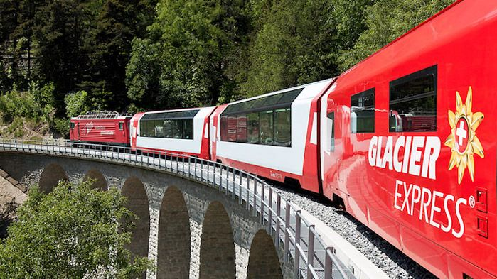 Image result for glacier express switzerland