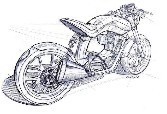 Ruby Rear Sketch Bike Sketch Sketches Bicycle Sketch