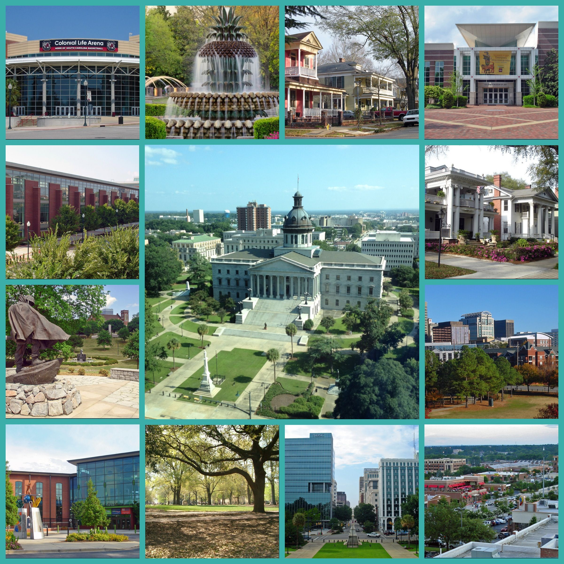 Columbia South Carolina Claevents Coloniallifearena