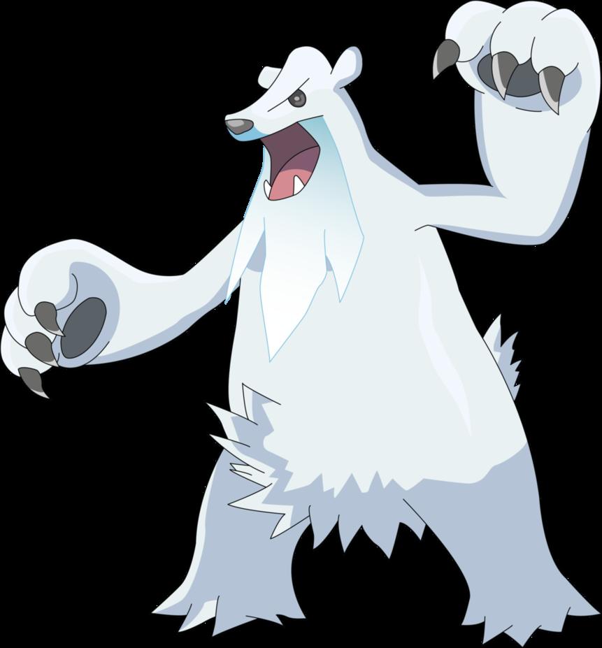 614 Beartic By Luigicuau10 My Favorite Pokemon Pokémon Best
