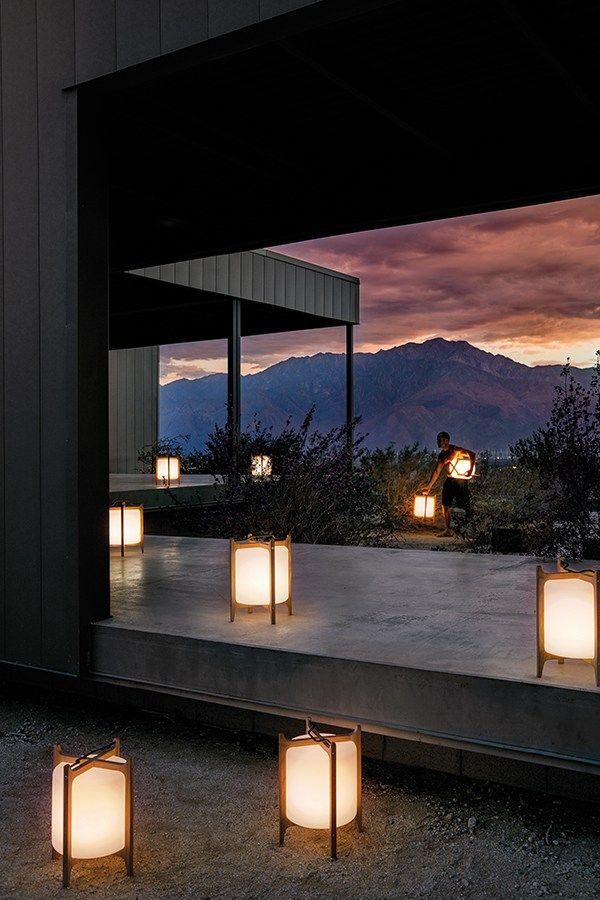 Outdoor Floor Lamps