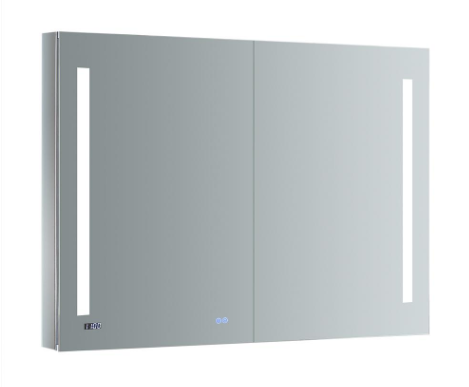 Fresca Tiempo 48 In W X 36 In H Recessed Or Surface Mount