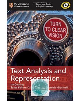 Book 1 Text Analysis Coursebook Print Advanced As A Level