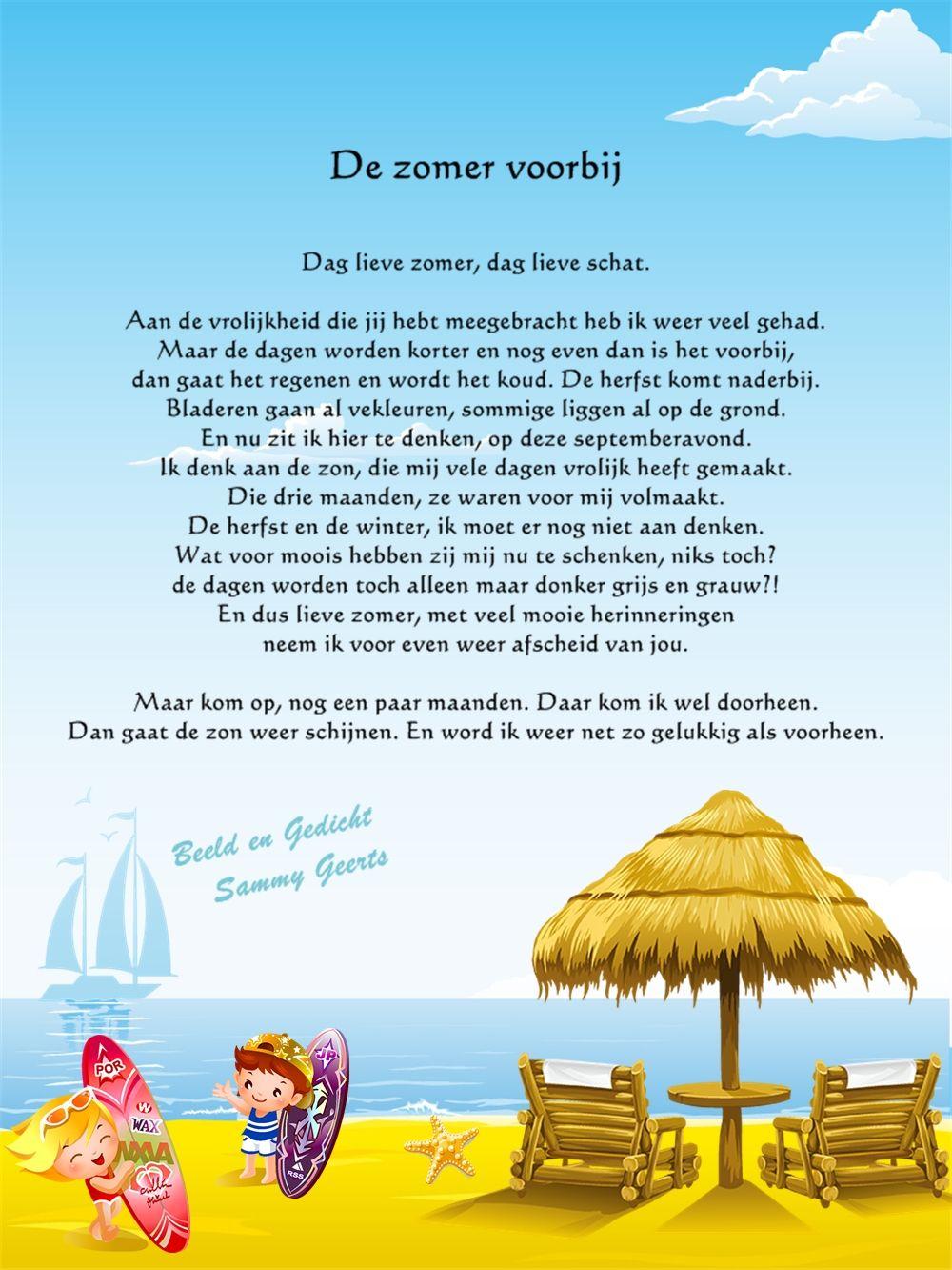 Citaten Zomer Realty : Dag lieve zomer schat spreuken gedichten