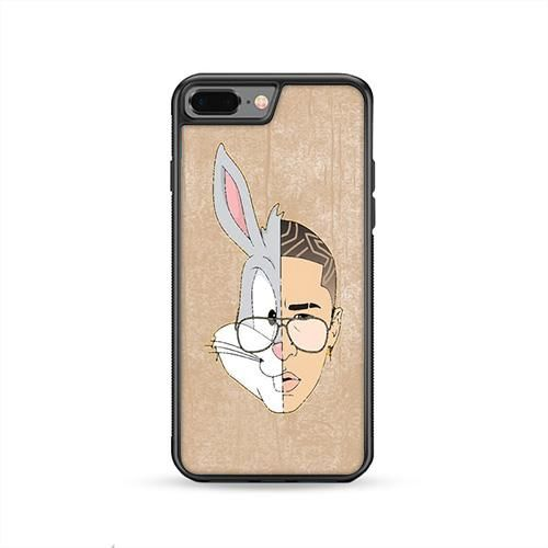 hot sales 1fad7 a9c6c Bad Bunny Face iPhone 8 Plus Case | Caserisa | Products | Iphone 8 ...