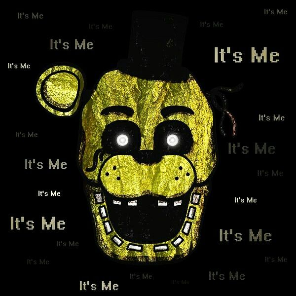 Pin by Gia Hân Nguyễn on Golden Freddy   Five nights at ...
